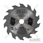Portable Wood Flooring Saw Blade - Blade 127 x 17 x 2.2mm 14T