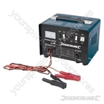 Battery Charger 12/24V - 100 - 240Ah Batteries