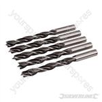 Lip & Spur Drill Bits - 10mm 5pk