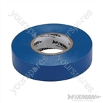 Insulation Tape - 19mm x 33m Blue