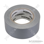 Super Heavy Duty Duct Tape - 50mm x 50m Silver