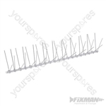 Bird Spikes 10pk - 500mm (2 Spike)