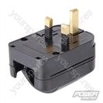 EU to UK Converter Plugs - CEE 7/4, CEE 7/7