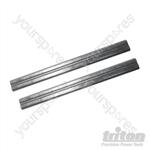 """60mm Planer Blades for TCMPL - TCMPL 60mm / 2 3/8"""" Blades 2pk"""
