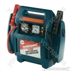 Jump Starter & Air Compressor - 12Ah