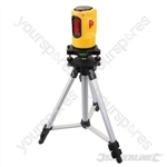Self-Levelling Laser Level Kit - 10m Range