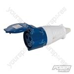 32A Socket - 240V 3 Pin