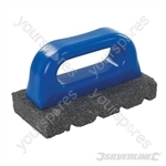 Silicon Carbide Rubbing Block - 20 Grit