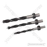 Dowel Drill Set 3pce - 6, 8 & 10mm