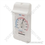 Min/Max Dial Thermometer - -30° to +60°C