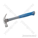 Fibreglass Claw Hammer - 8oz (227g)