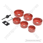 Down Light Installers Kit 9pce - 50 - 86mm Dia