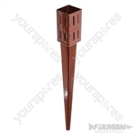 Easy-Grip Post Spike - 75 x 75 x 750mm