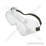 Indirect Safety Goggles - Indirect Ventilation