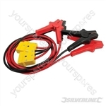 Surge Protected Jump Leads 400A max - 3m