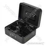 3-Digit Combination Cash & Valuables Safe Box - 200 x 160 x 90mm