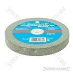 Green Silicon Carbide Bench Grinding Wheel - 150 x 20mm Medium