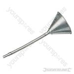 Flexible Steel Funnel - 150mm