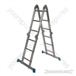 Multipurpose Ladder with Platform - 3.6m 12-Tread
