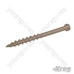 "Protec-Kote™ Pocket-Hole Screws Pan Head Coarse - No. 8 x 2"" 100pk"