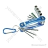 Socket & Screwdriver Multi-Tool - 12 Function