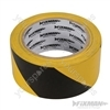 Hazard Tape - 50mm x 33m Yellow/Black