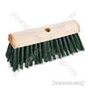 Broom PVC Saddleback Raised Centre - 330mm (13&quot;)