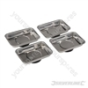 Magnetic Tray Set 4pce - 95 x 65mm