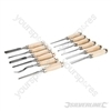 Precision Wood Carving Set 12pce - 135mm