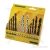 Combi Drill Set 16pce - 4-10mm