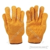 Yellow Gripper Gloves - One Size