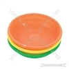 Magnetic Parts Dish Set Hi-Vis 3pce - 135mm dia