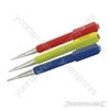 Nail Punch Set 3pce - 127mm