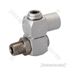 "Air Line Swivel Connector - 6mm (1/4"") BSP"