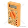 Digital Multimeter - AC & DC