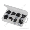 Rubber Grommets Pack - 35pce
