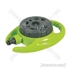 8-Pattern Dial Sprinkler - 140mm dia