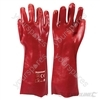 Red PVC Gauntlets - One Size