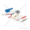 Watch Repair Tool Kit 16pce - 16pce