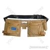 Double Pouch 8 Pocket Tool Belt - 300 x 200mm
