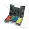 Drill Screwdriver Bit & Wall Plug Set 300pce - Approx. 300pce