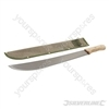 "Machete & Sheath 400mm (16"") - 400mm"