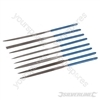 Needle File Set 10pce - 140mm
